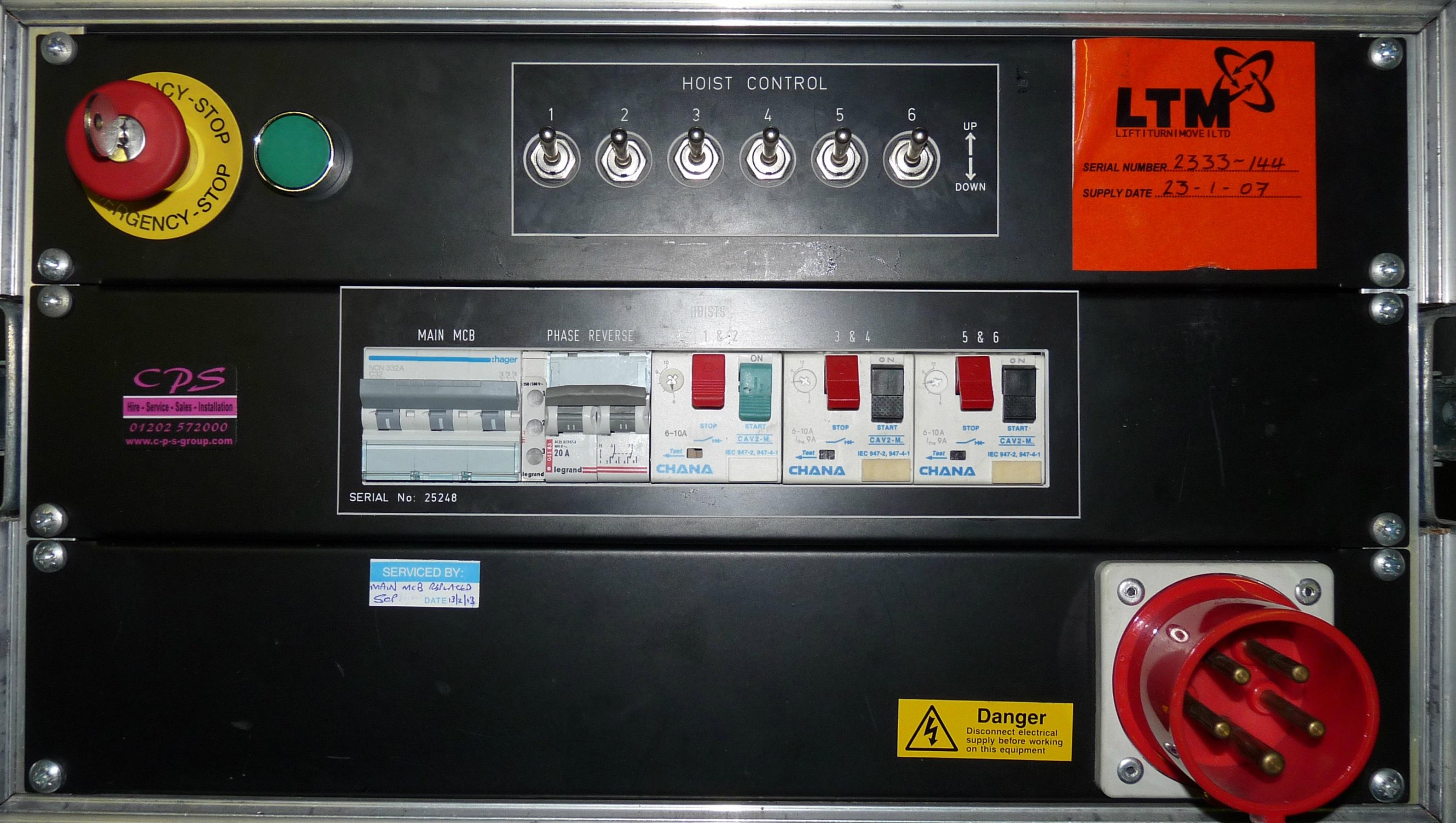 Chain Motor Control